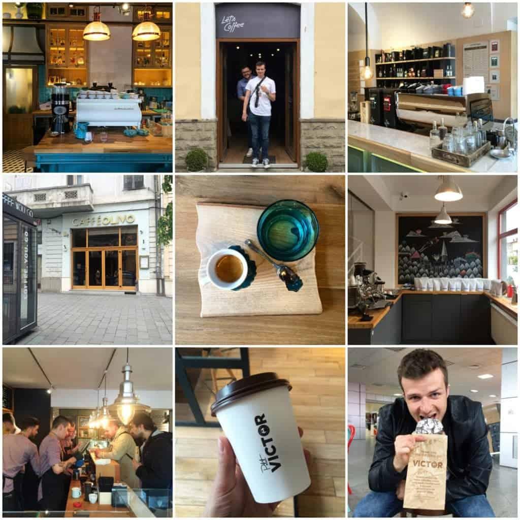 Cluj-Napoca City Coffee Guide