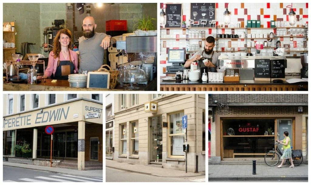 Speciality Coffee in Gent