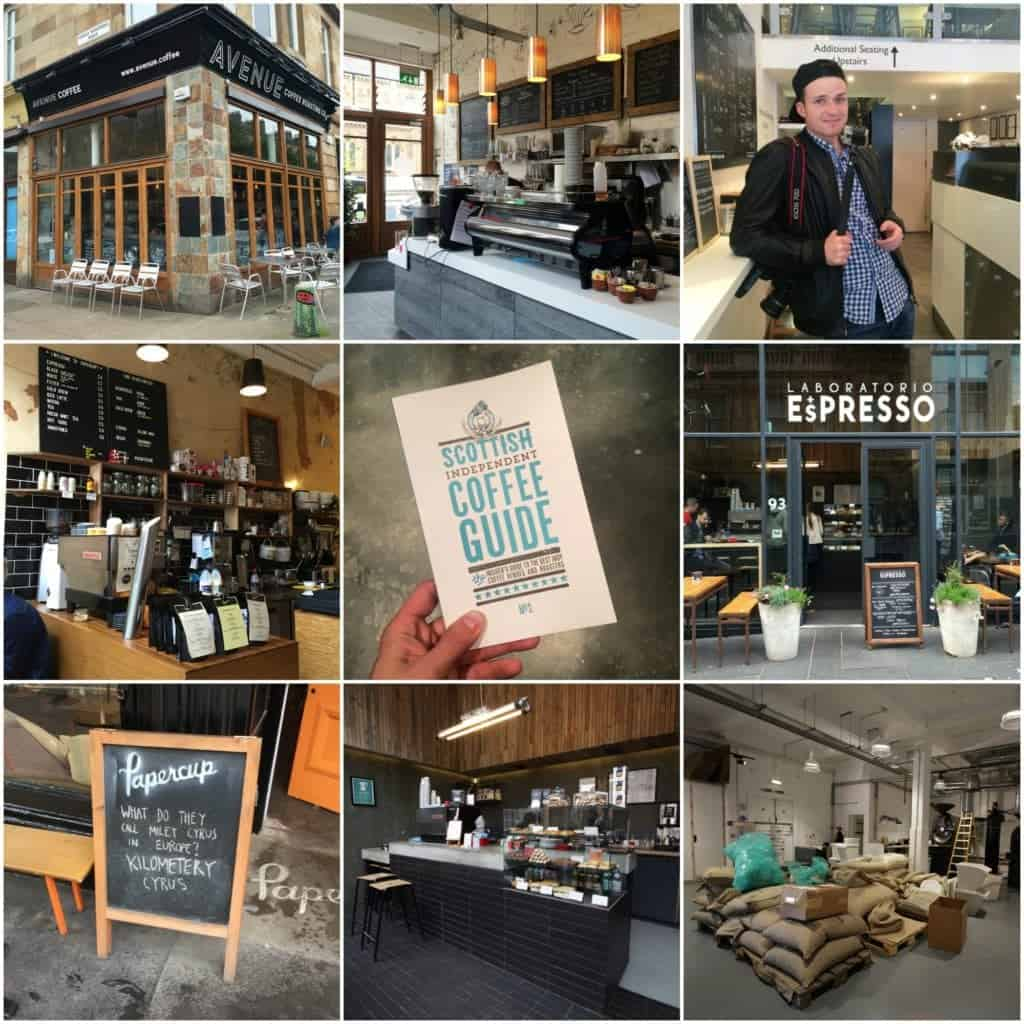 Glasgow City Coffee Guide
