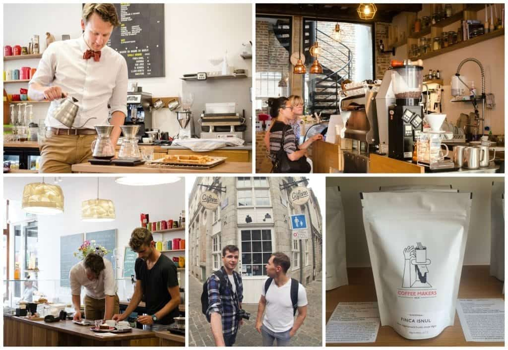Coffee Maker Lille : City Guides - European Coffee Trip