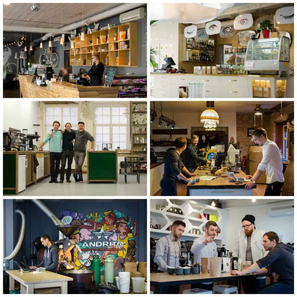 Speciality Coffee Guide Riga
