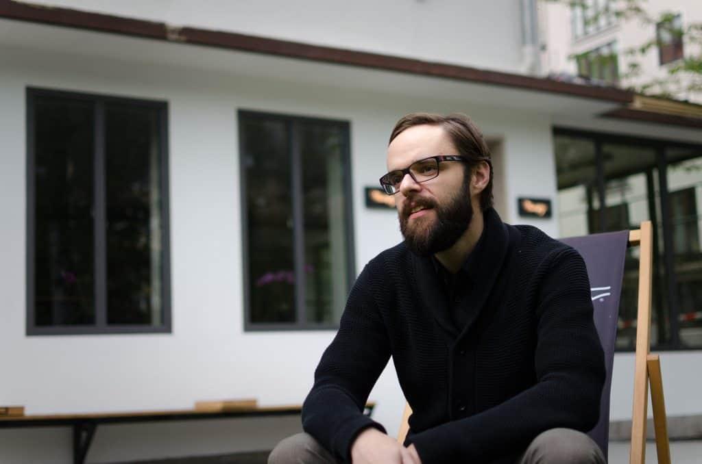 Sebastian Lösch (Mahlefitz) - Passion is not enough