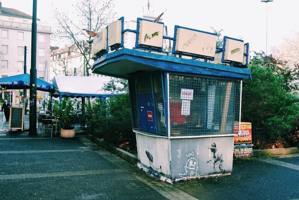 Markus Reuter - kiosk - Third Wave Wichteln