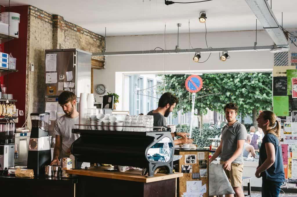 Buzz Cafe And Espresso Bar