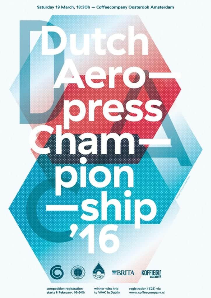Dutch Aeropress Championship 2016