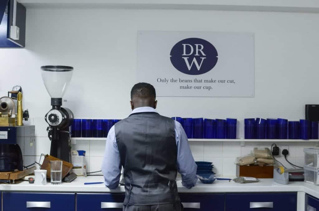 A Day of Coffee Trading at DRWakefield #5