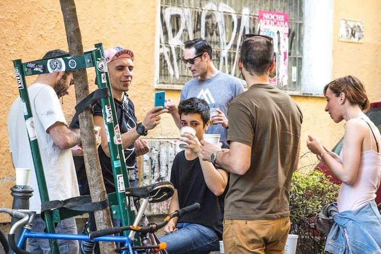 Madrid Coffee Revolution