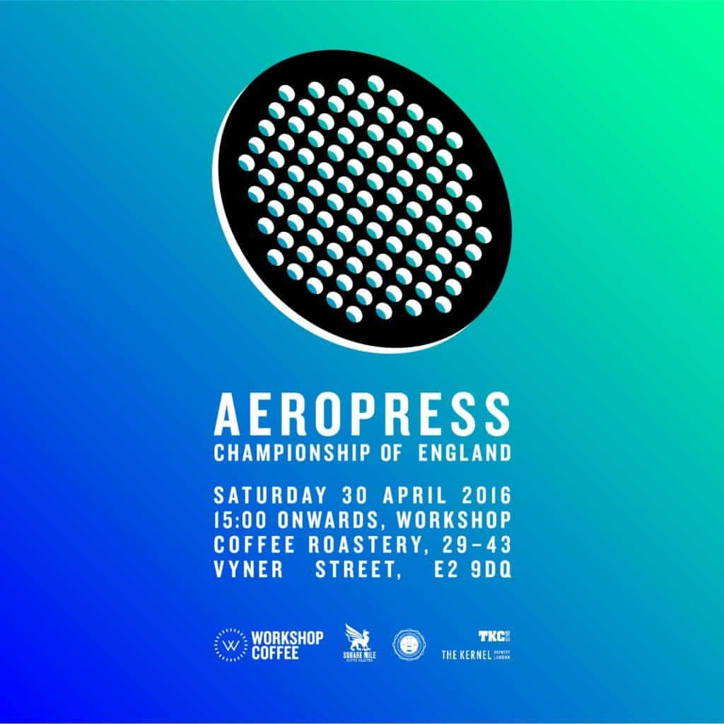 England Aeropress Championship