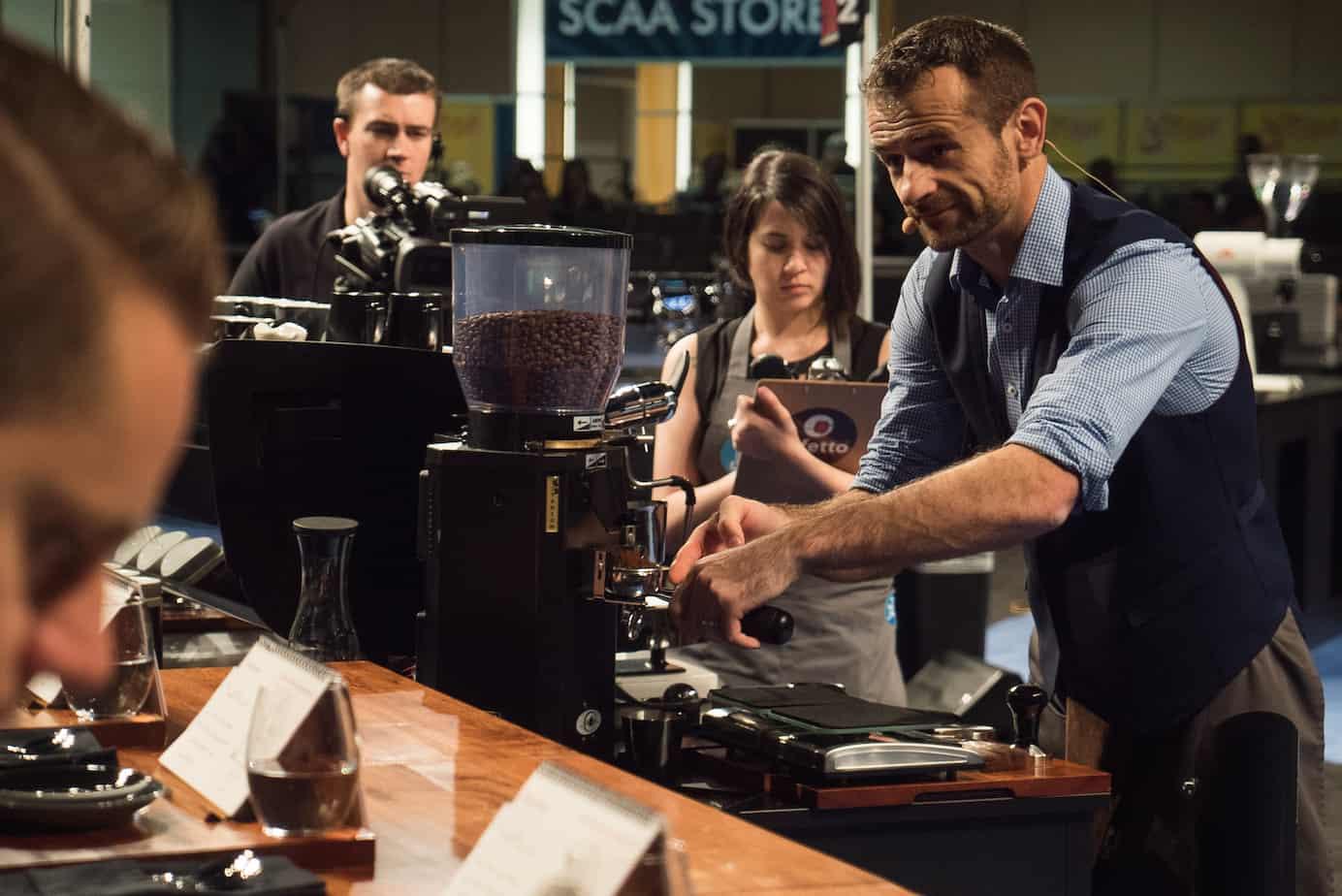 Gioco del barista