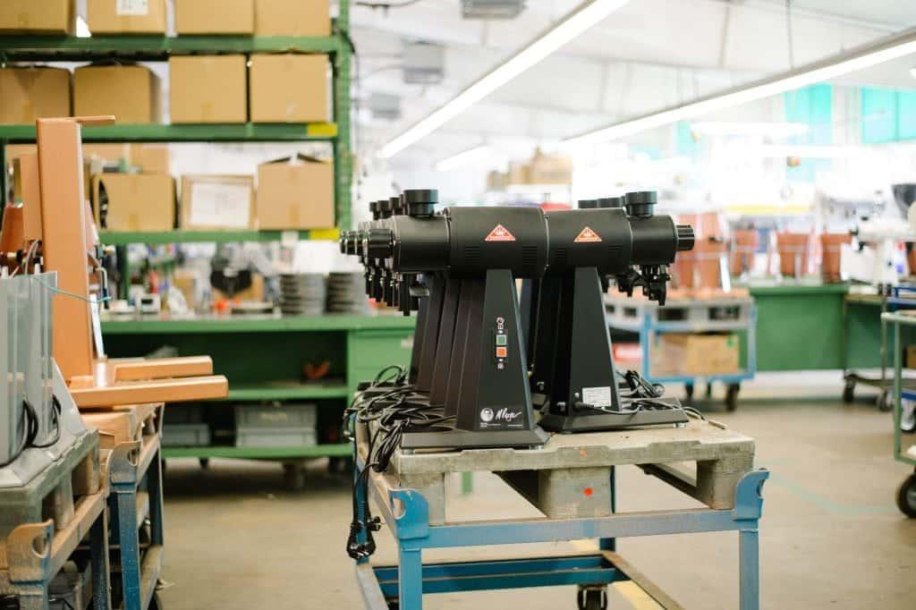 Mahlkoenig EK43 Production