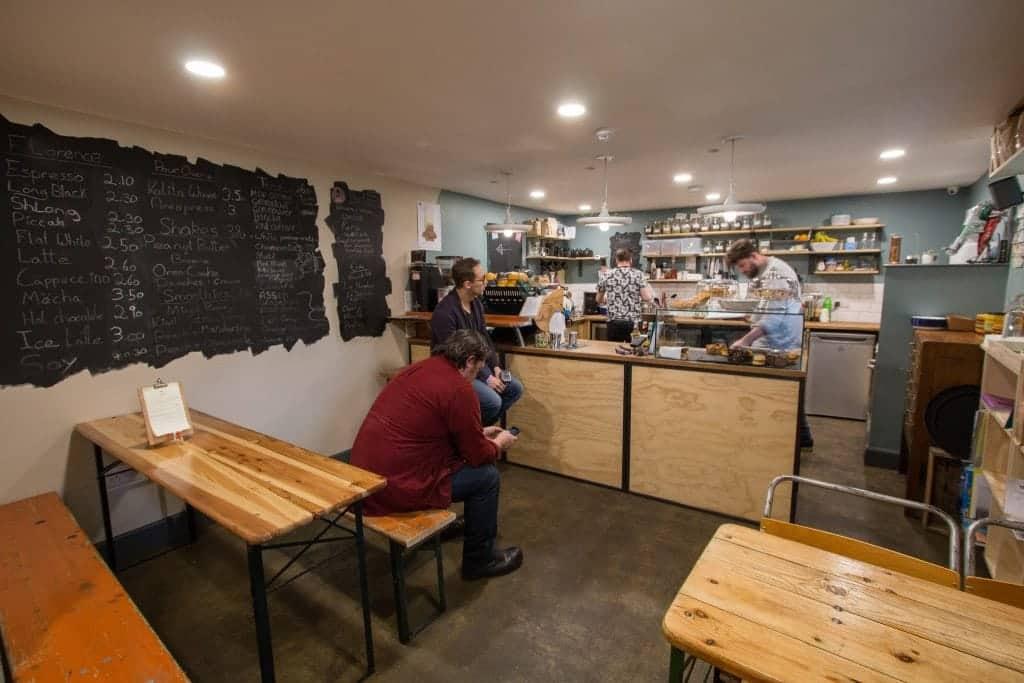 Edinburgh: Cult Espresso #4