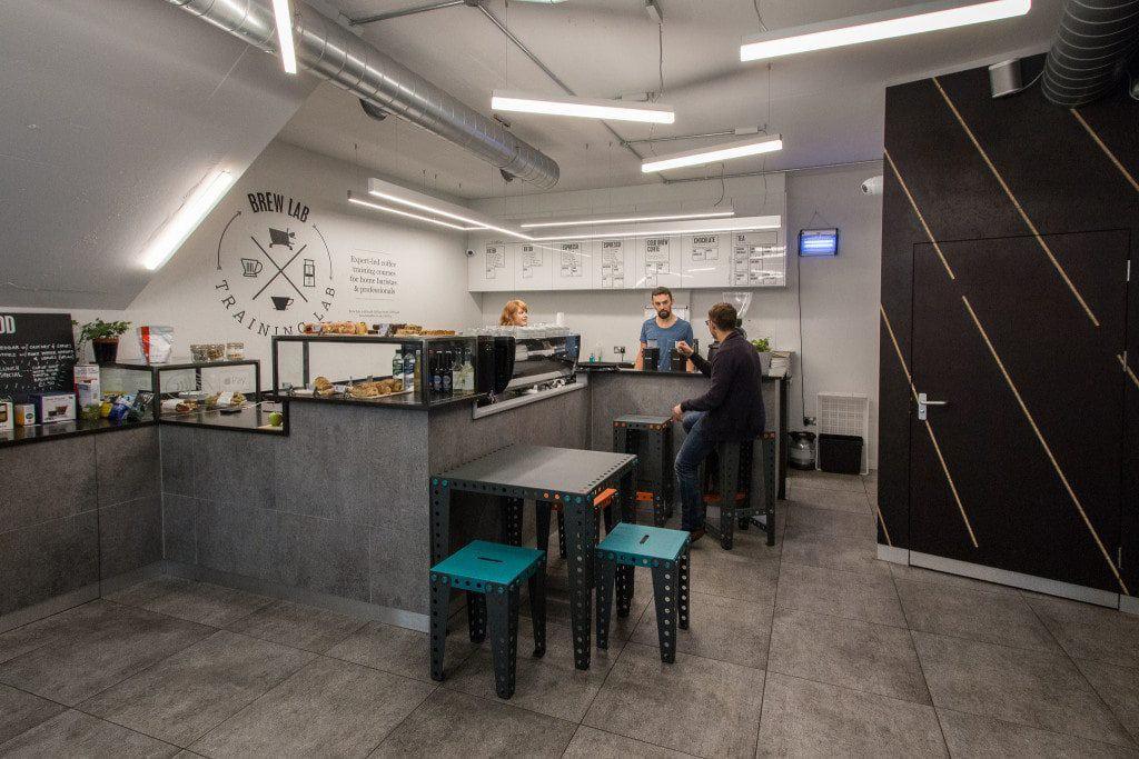 Edinburgh: Brew Lab West End