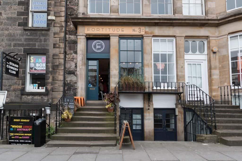 Edinburgh: Fortitude Coffee #1