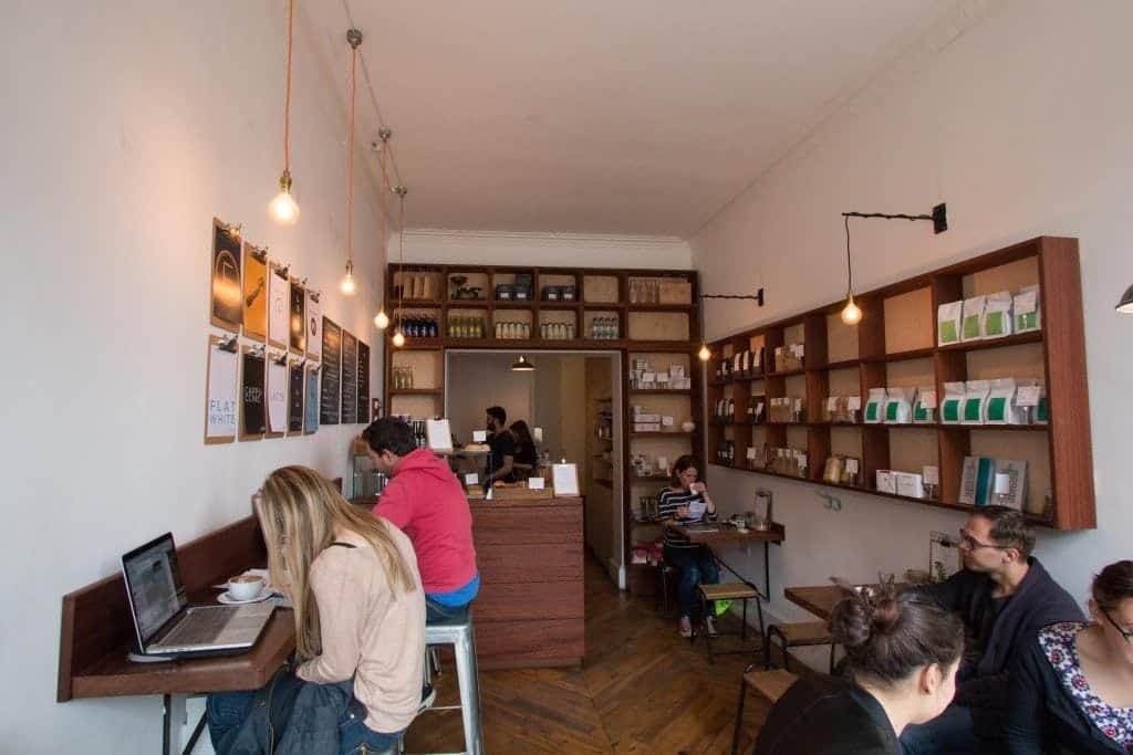 Edinburgh: Fortitude Coffee #2
