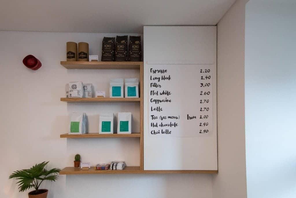 Edinburgh: Lowdown Coffee #3