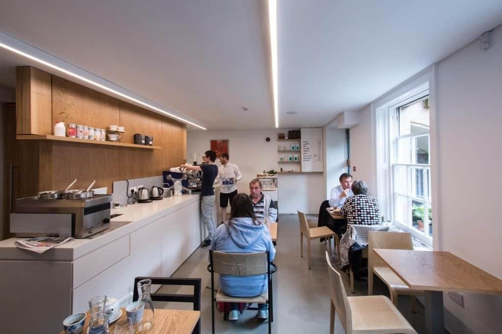 Edinburgh: Lowdown Coffee #2