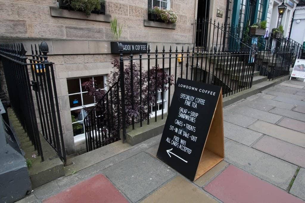 Edinburgh: Lowdown Coffee #1