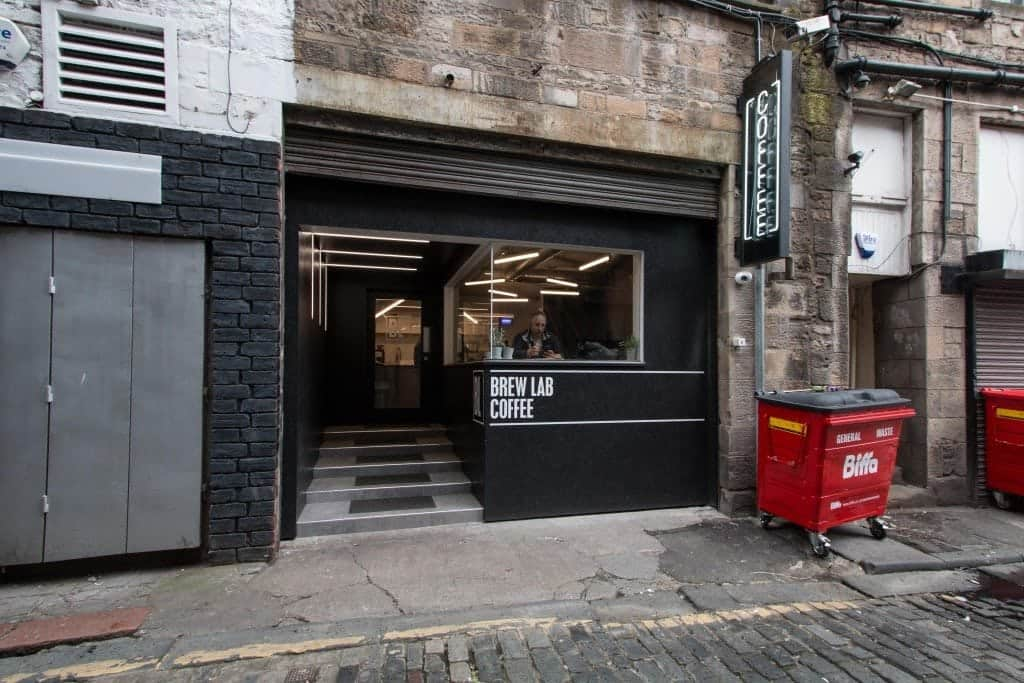 Edinburgh: Brew Lab West End #1