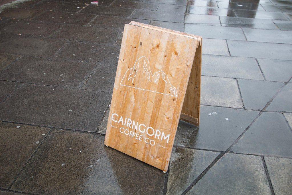 Edinburgh: Cairngorm Coffee #2