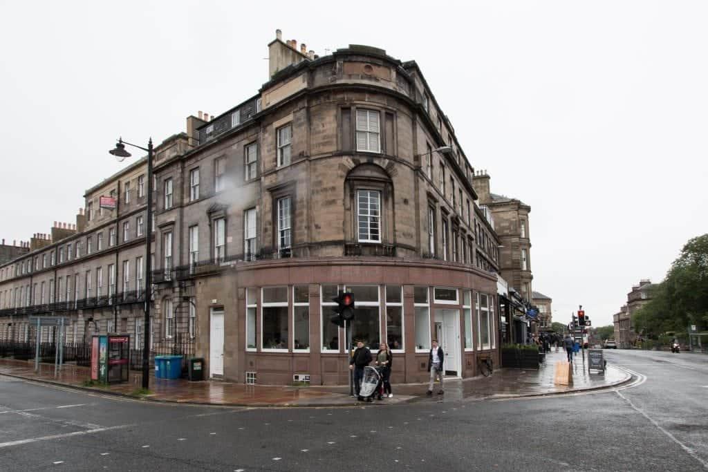 Edinburgh: Cairngorm Coffee #1