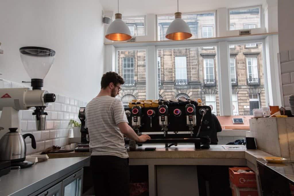 Edinburgh: Cairngorm Coffee #4