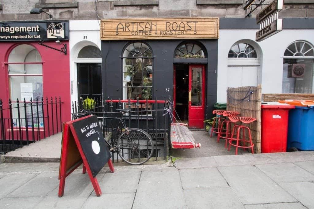 Edinburgh: Artisan Roast #1