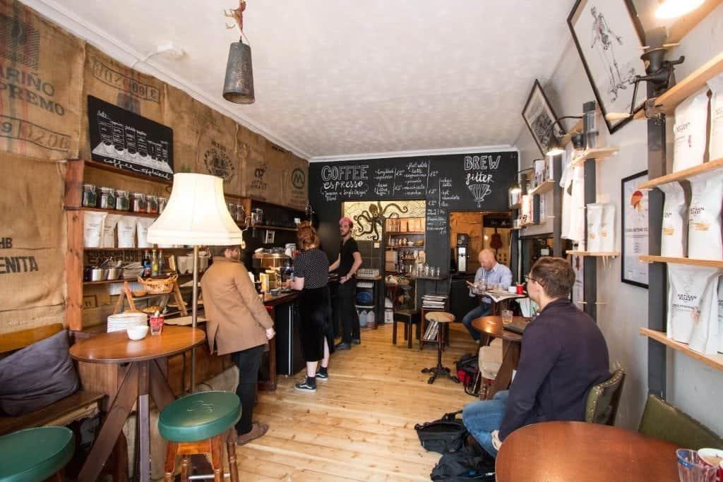 Edinburgh: Artisan Roast #2
