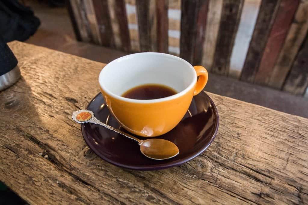 Edinburgh: Filament Coffee #4