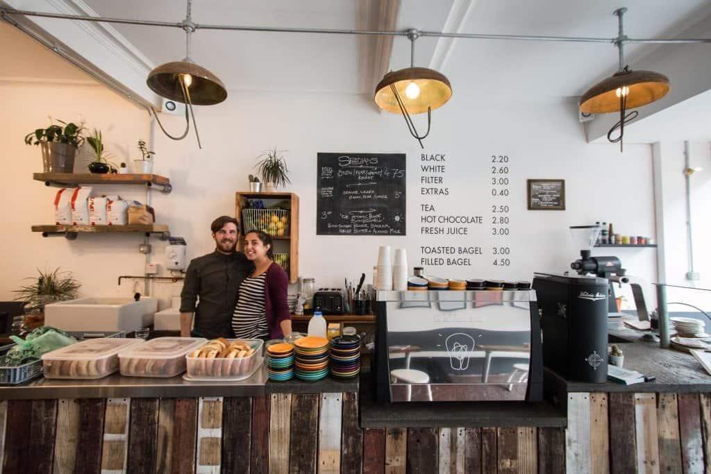 Edinburgh: Filament Coffee #2