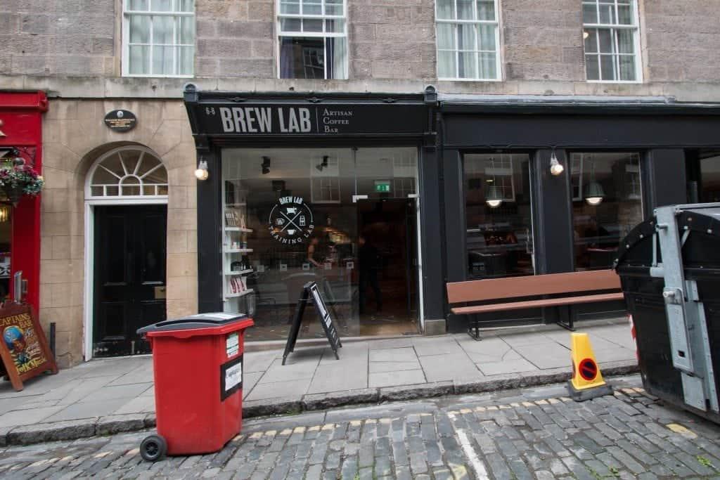 Edinburgh: Brew Lab 11