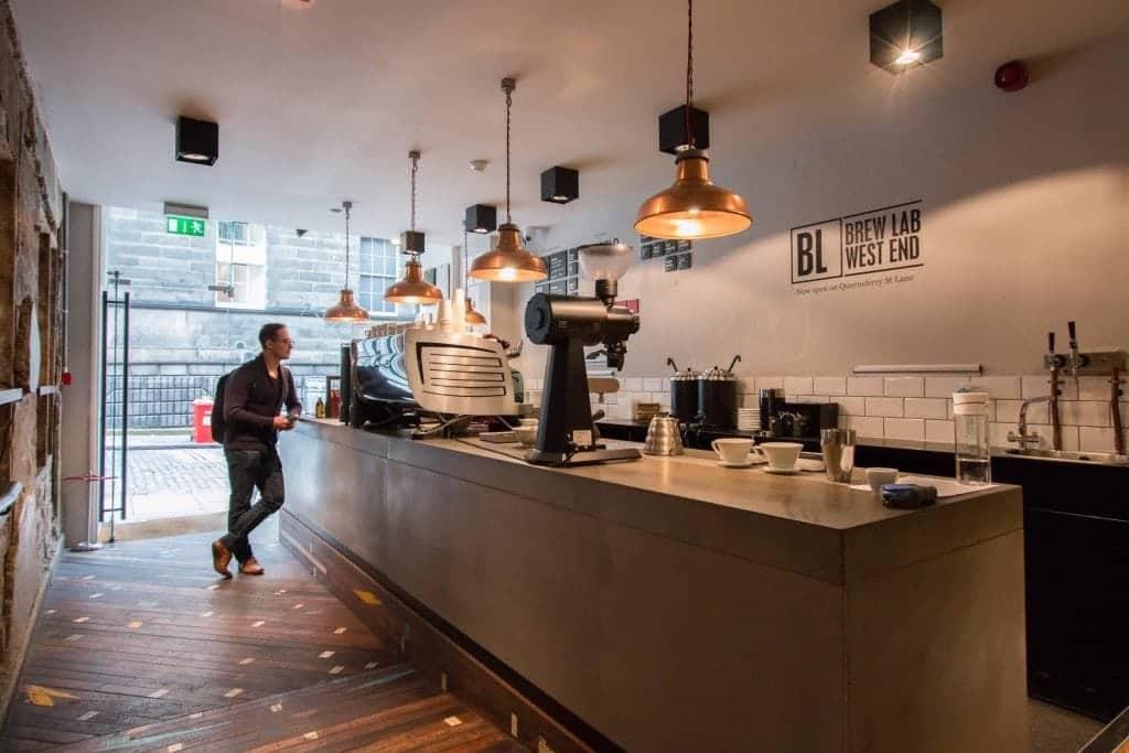 Edinburgh: Brew Lab 22