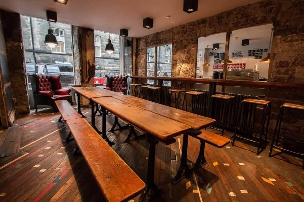 Edinburgh: Brew Lab 33