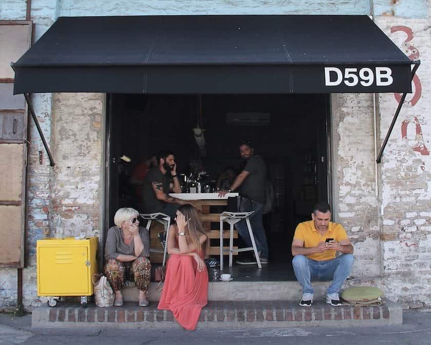 Pržionica D59B - Belgrade, Serbia