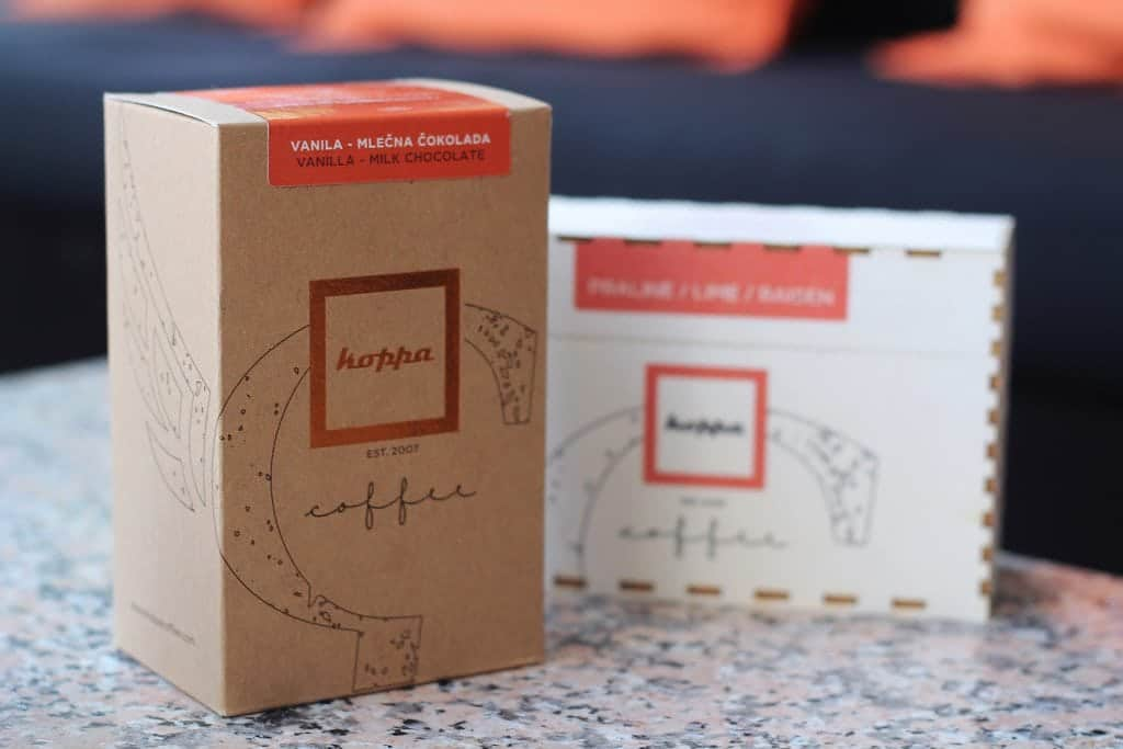 Koppa Coffee Belgrade Speciality Coffee