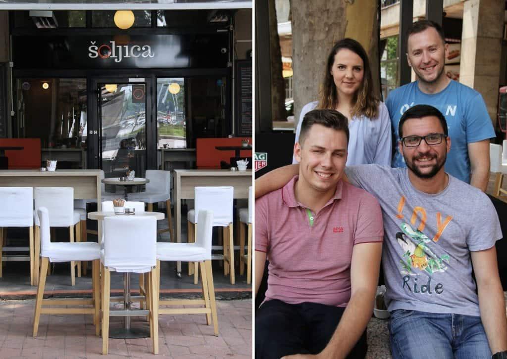 Šoljica, Specialty Coffee & Tea Bar - Belgrade, Serbia