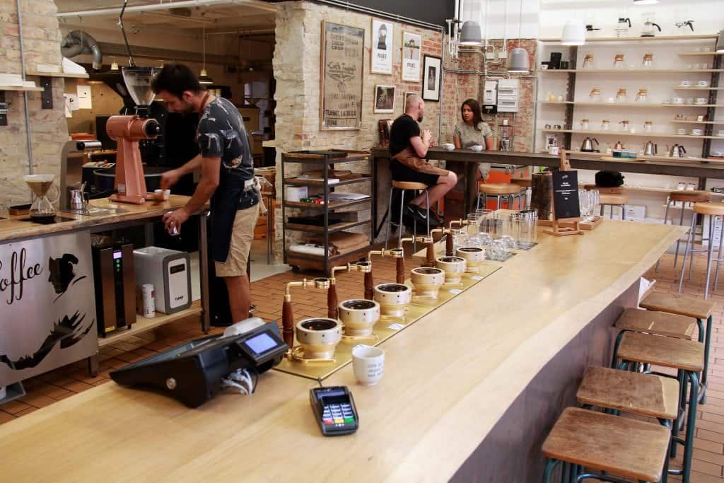 Aarhus, Denmark, Great Coffee, bar