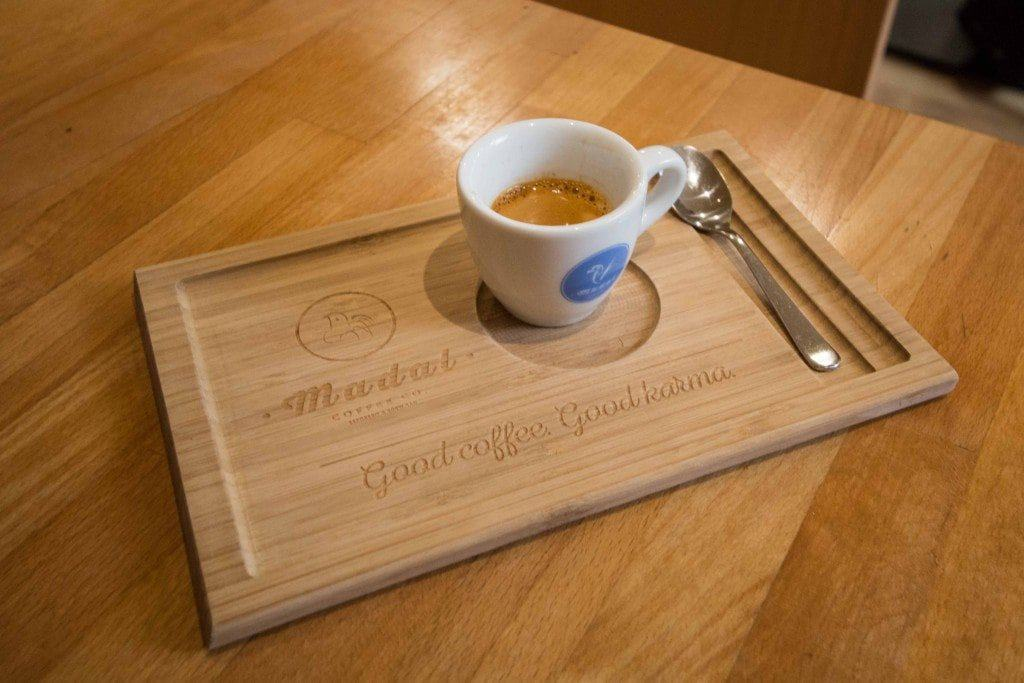 Madal Coffee 4 Budapest
