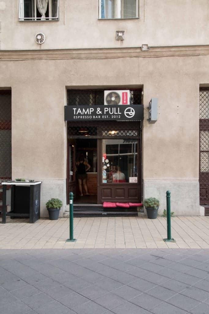 Tamp&Pull Budapest 1