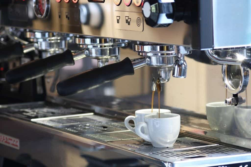 Belga&Co, Brussels, Coffee machine, espresso