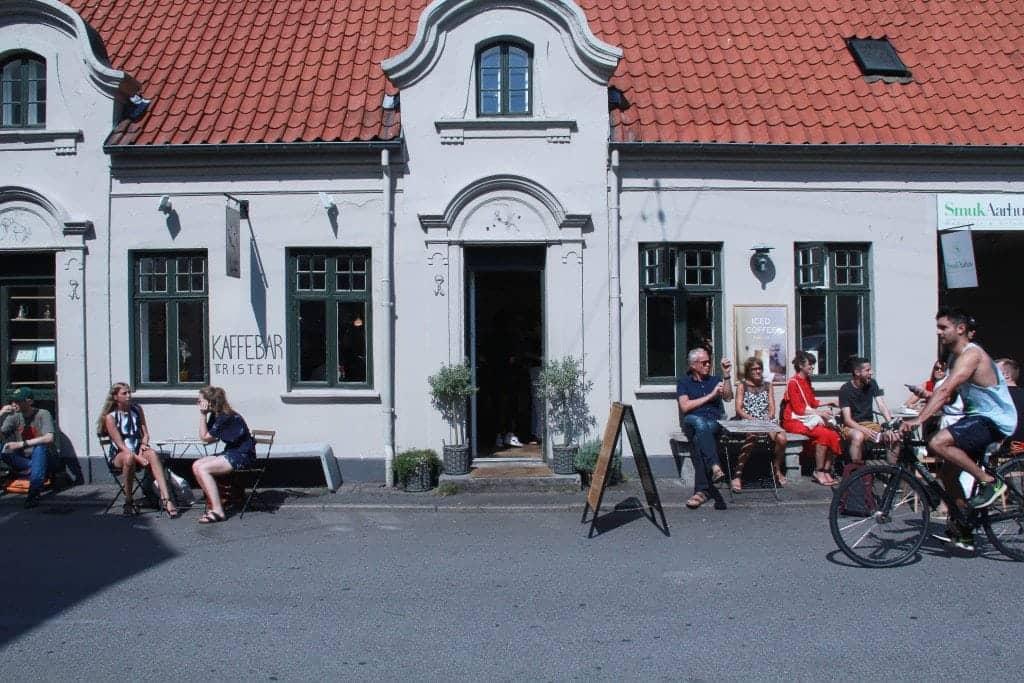lacabra, Aarhus, Denmark, outside