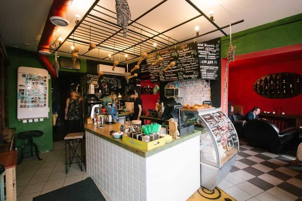 Saint Petersburg - Кофе На Кухние 1