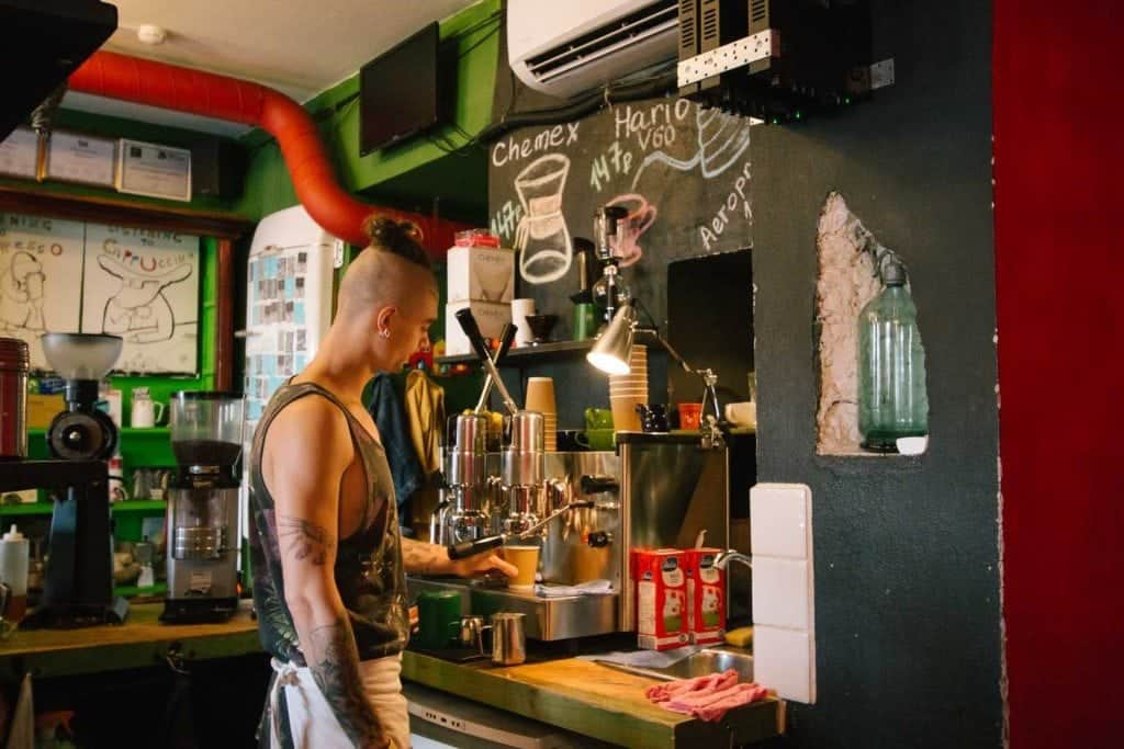 Saint Petersburg - Кофе На Кухние 2