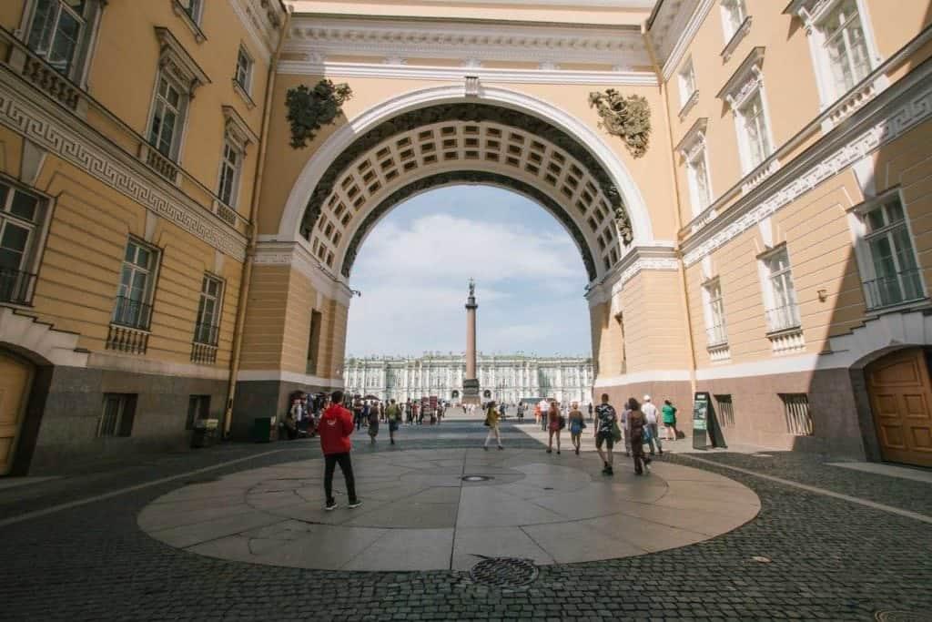 Best Coffee in Saint Petersburg - city