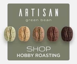 Artisan Green Bean x European Coffee Trip 2021