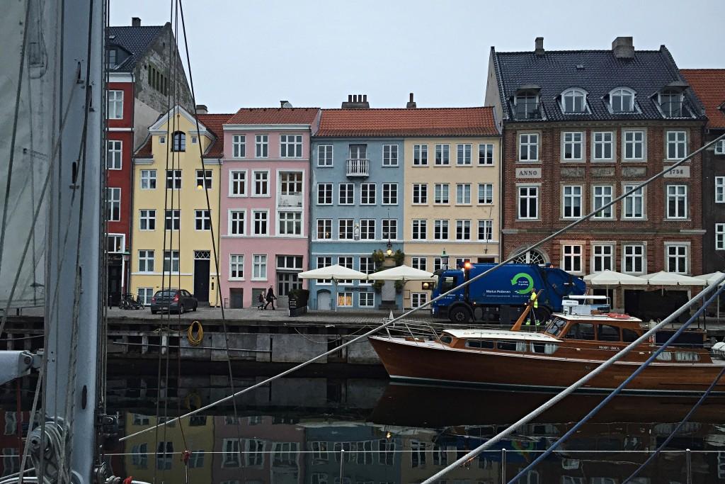 April, Copenhagen