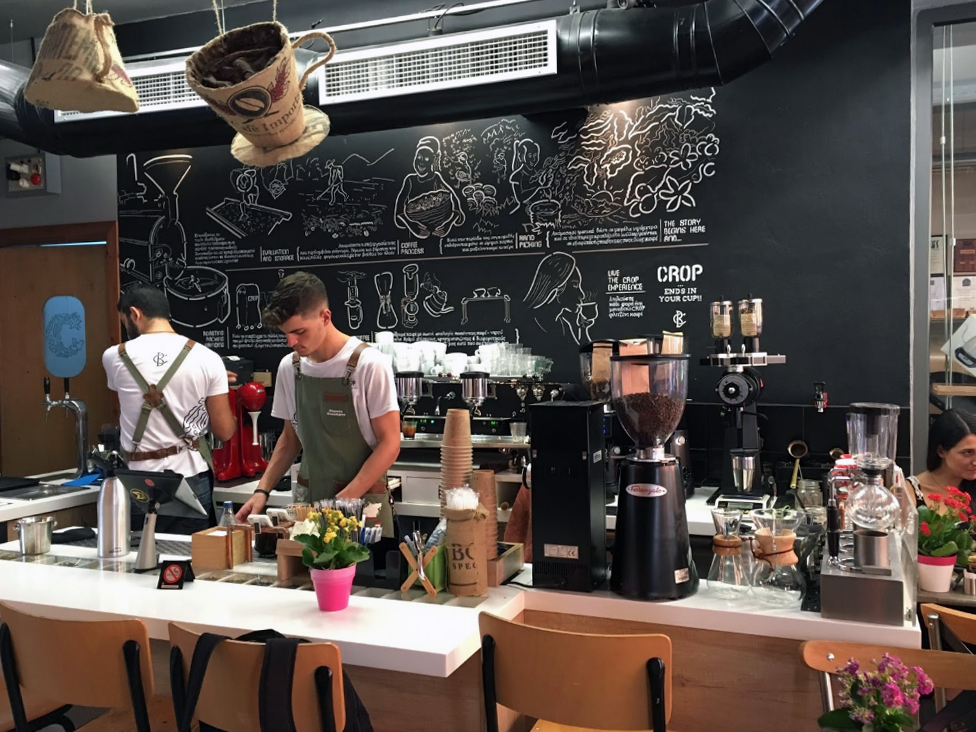 Discovering Speciality Coffee in Crete - CROP