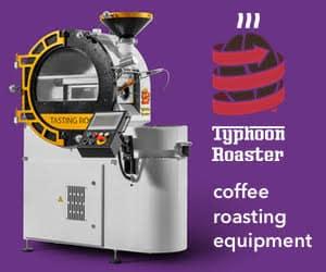 Typhoon Roaster x European Coffee Trip 2021