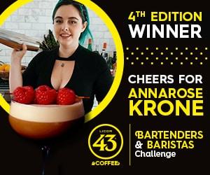 Bartenders & Baristas Challange by Licor43