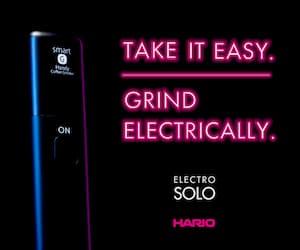 Hario x European Coffee Trip - Electro Solo Campaign