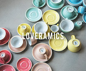 Loveramics x European Coffee Trip 2020